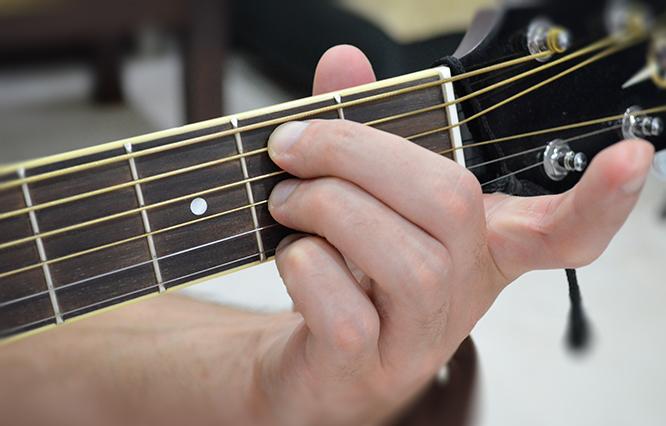 Hm7-chord